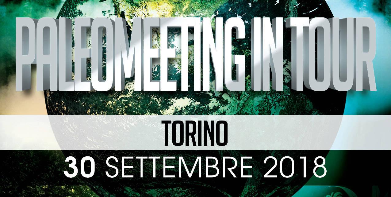 Paleomeeting in Tour - Torino 2018